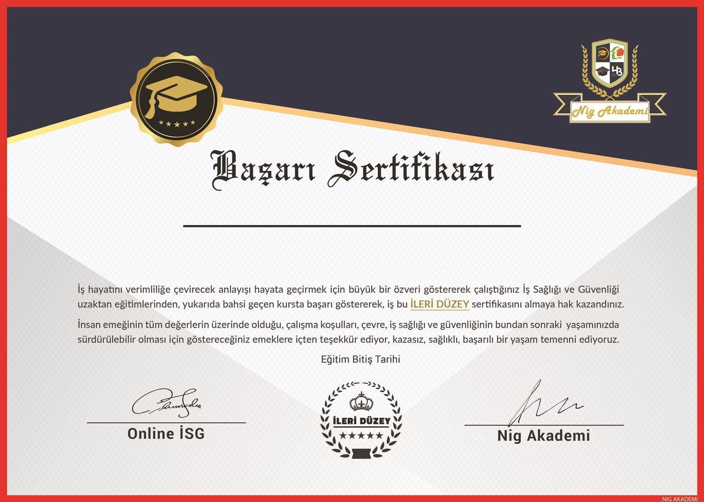 Online İSG Eğitimleri Başladı 3